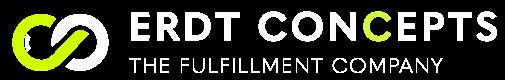 Erdt Concepts – the fulfillment Company